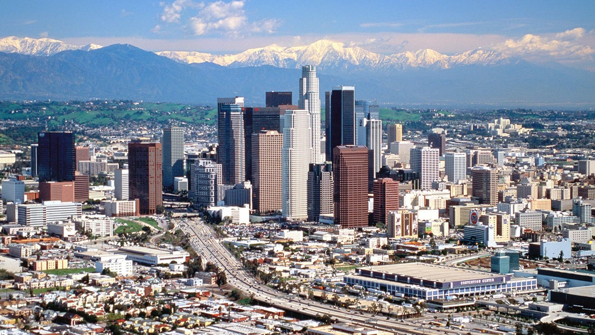 Los angeles hd wallpapers 1080p wallpapersafari for Is la a city