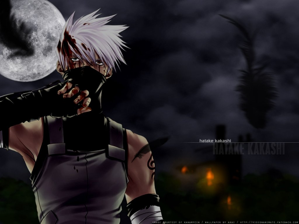 Download Download Kakashi wallpaper Hatake Kakashi Anbu 1024x768