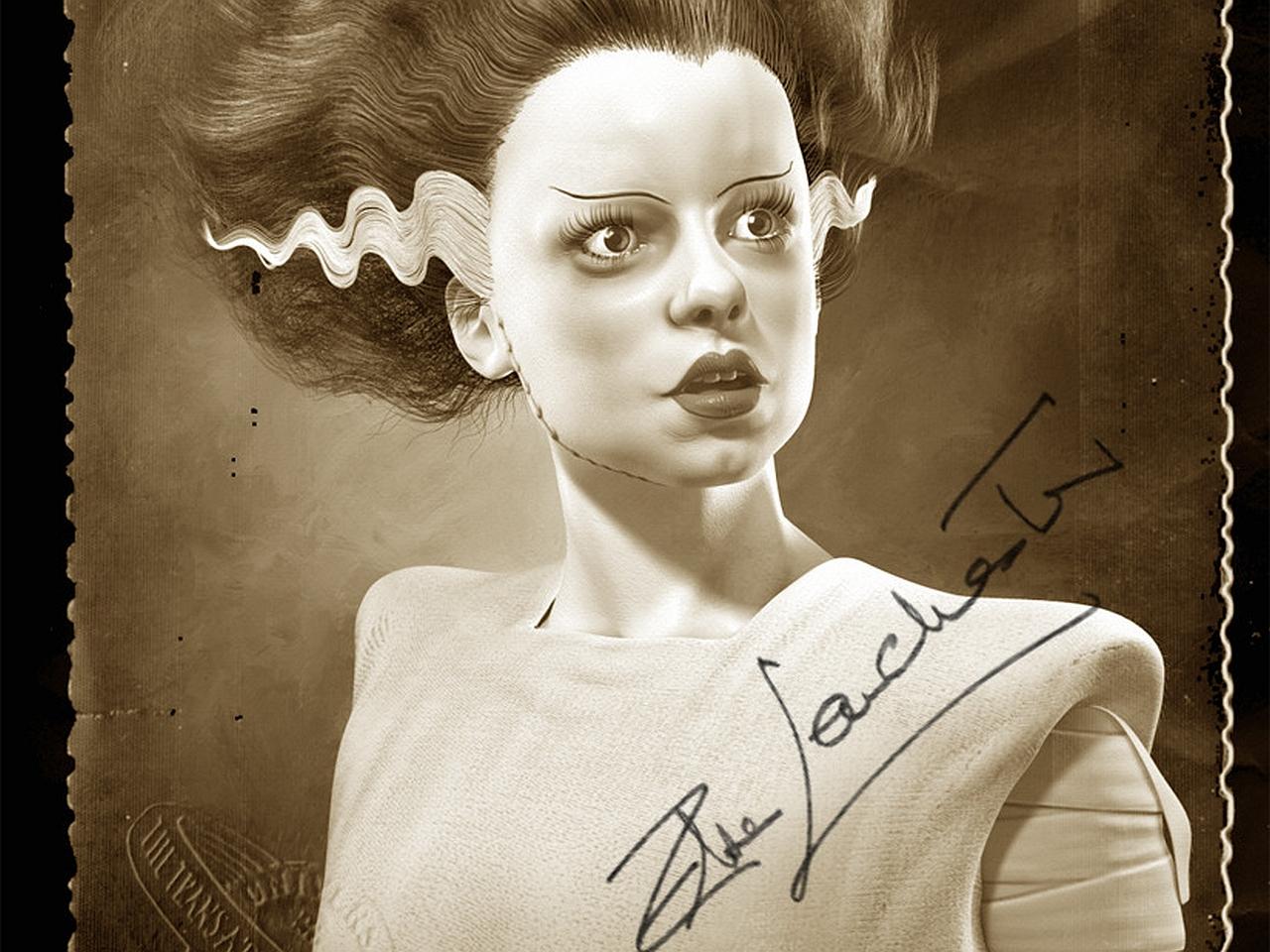 The Bride Of Frankenstein Computer Wallpapers Desktop Backgrounds 1280x960
