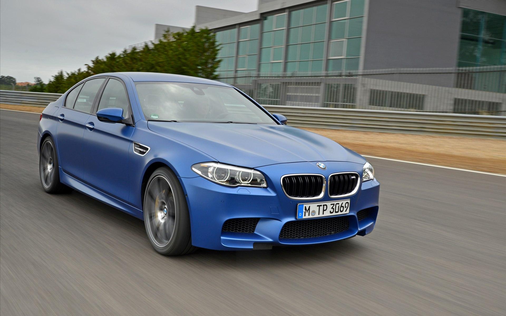 Home BMW BMW M5 2014 1920x1200