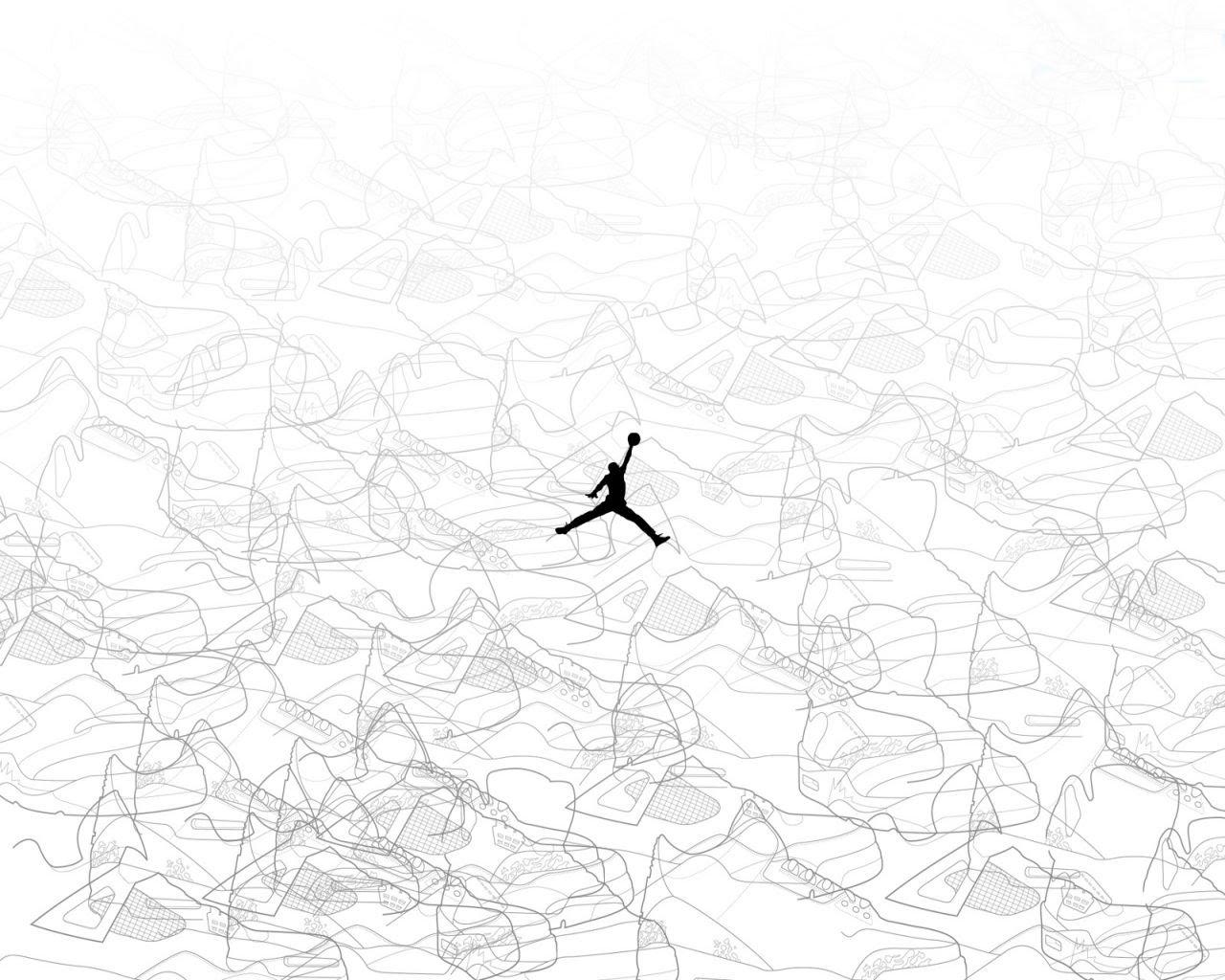 Jordan Logo Wallpaper HD
