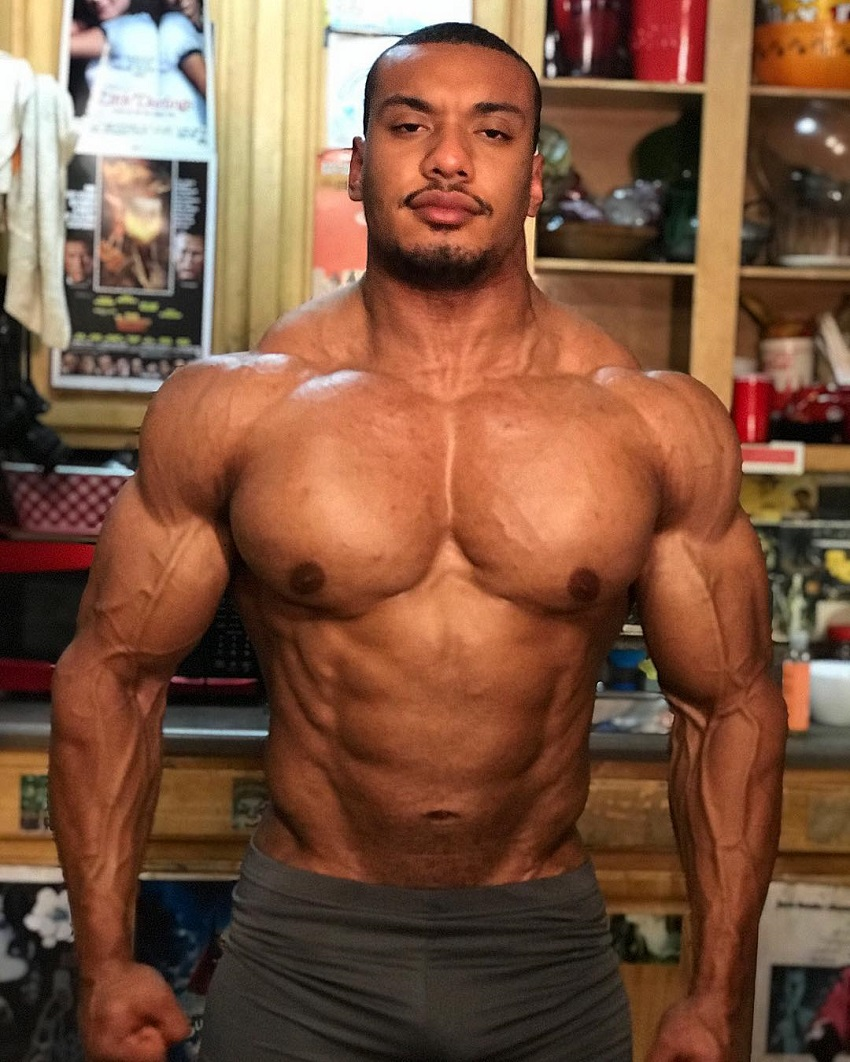 Larry Wheels Age Height Weight Images Bio Diet Workout 850x1062