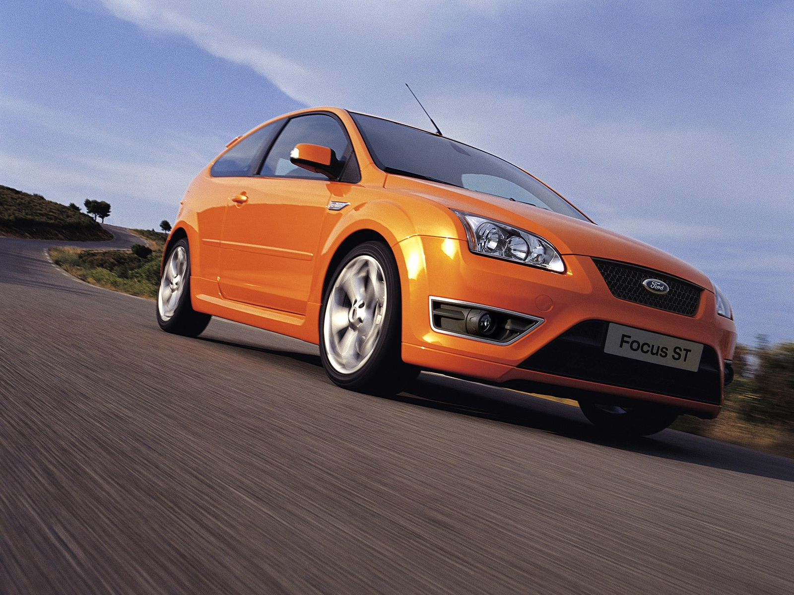 Ford Focus ST 2 wallpapers Ford Focus ST 2 stock photos 1600x1200