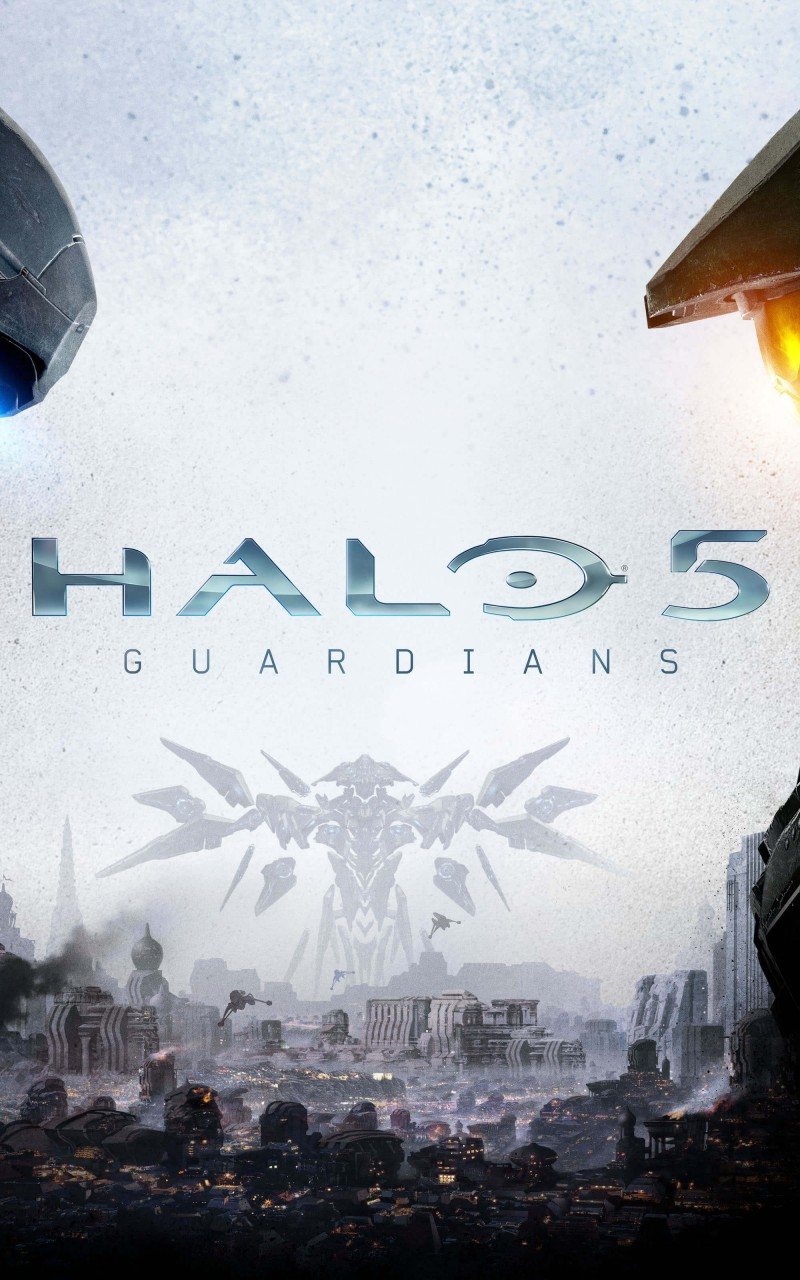 Halo 5 Guardians HD wallpaper for Kindle Fire HD   HDwallpapersnet 800x1280