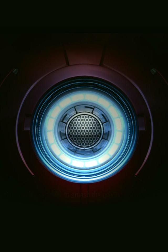 Iron Man 640x960 640x960