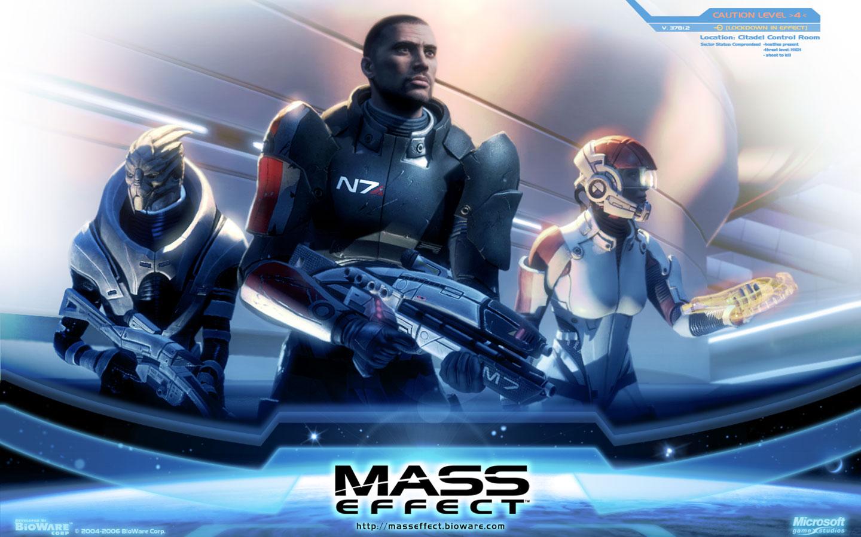 MASS EFFECT In Development 1440x900