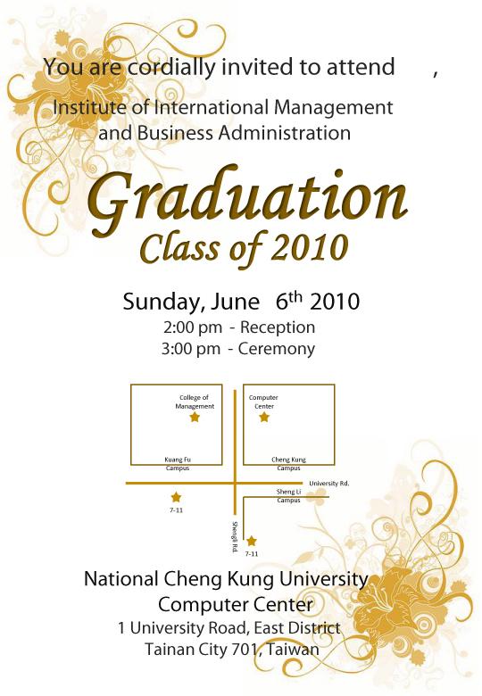 Free Download Sample Elementary Graduation Program