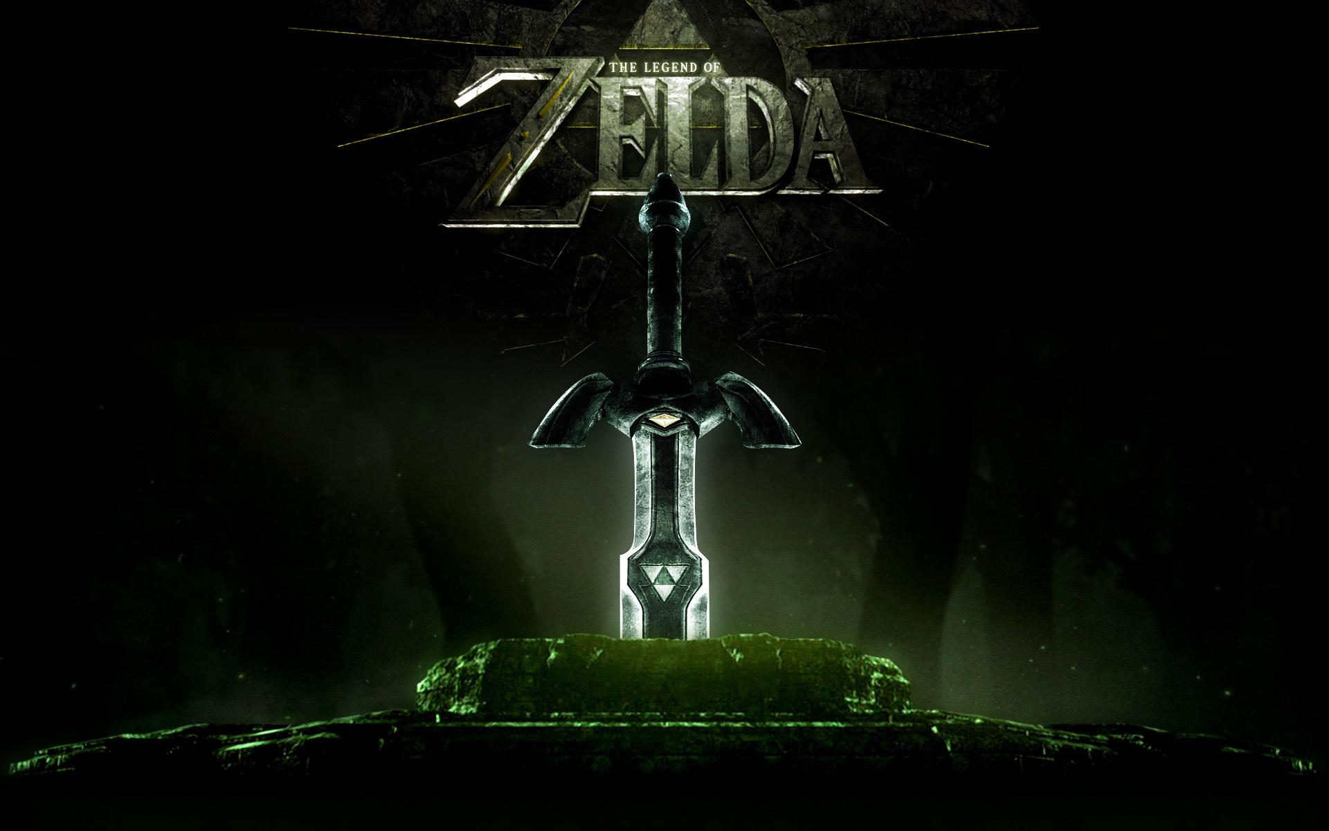 Master Sword Wallpaper   The Legend of Zelda Wallpaper 1920x1200