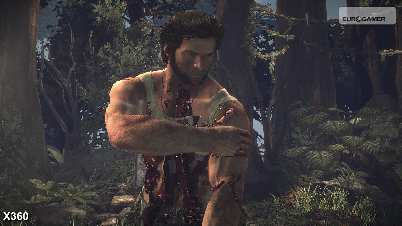 Men Origins Wolverine video game wallpapers Wallpaper 150 of 1280x720