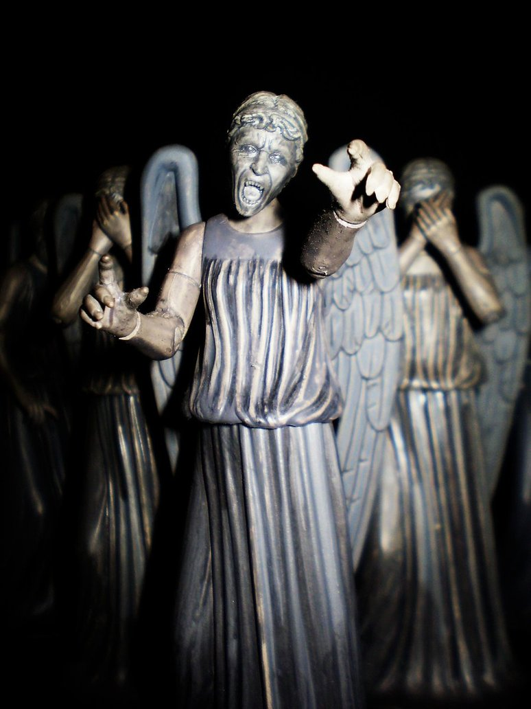 Weeping Angels MOD MMGaming 774x1032