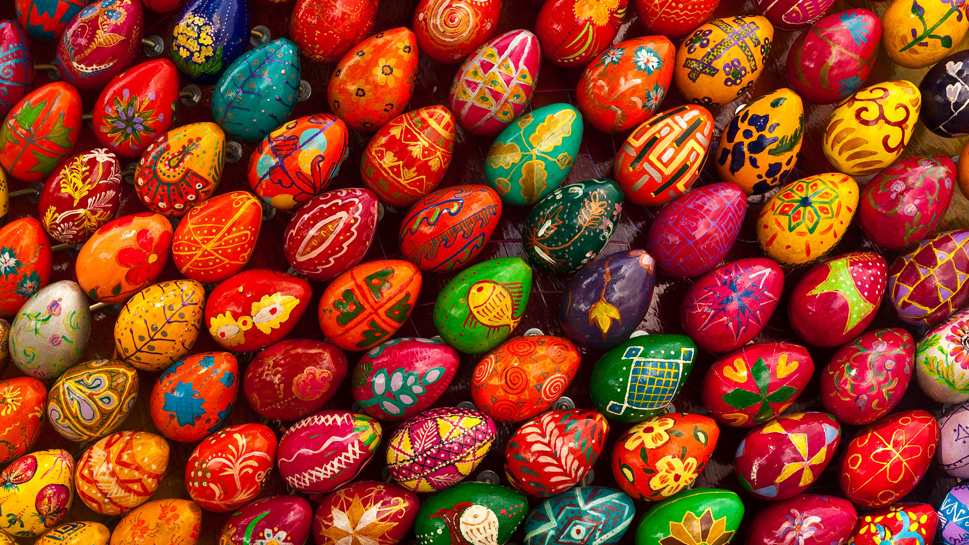 easter eggs picture hd wallpaper Best HD Wallpapers 1920x1080