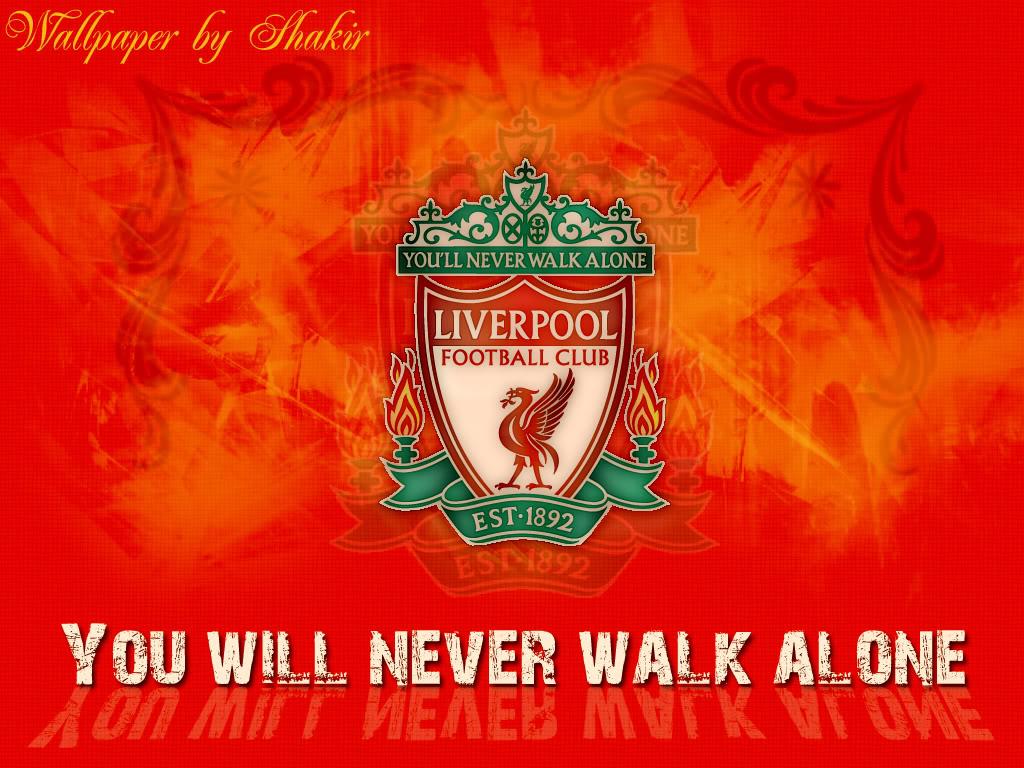 Liverpool FC IPhone Wallpaper