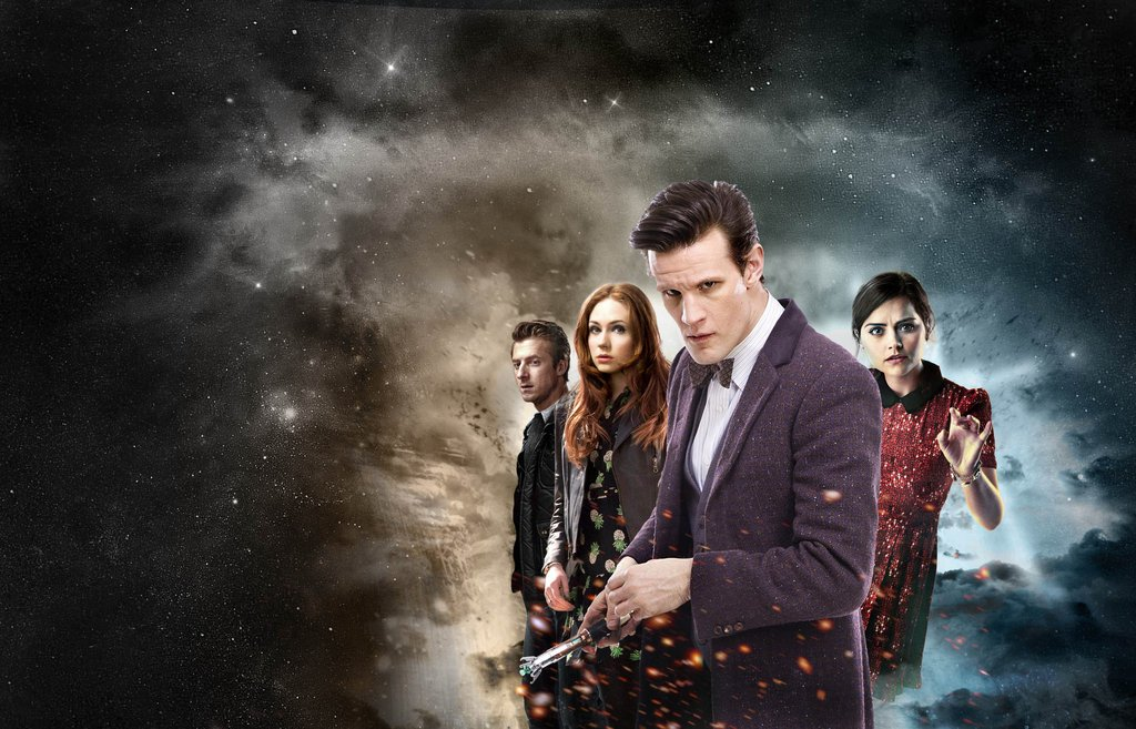 Doctor Who Series 8 Wallpaper 1024x657