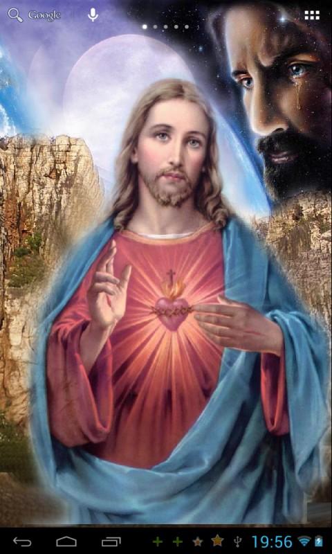 Jesus Wallpaper for Android - WallpaperSafari