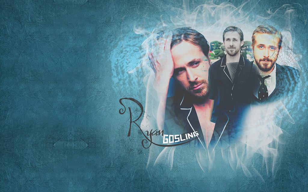 Ryan Gosling Wallpaper by piluskimagic 1024x640