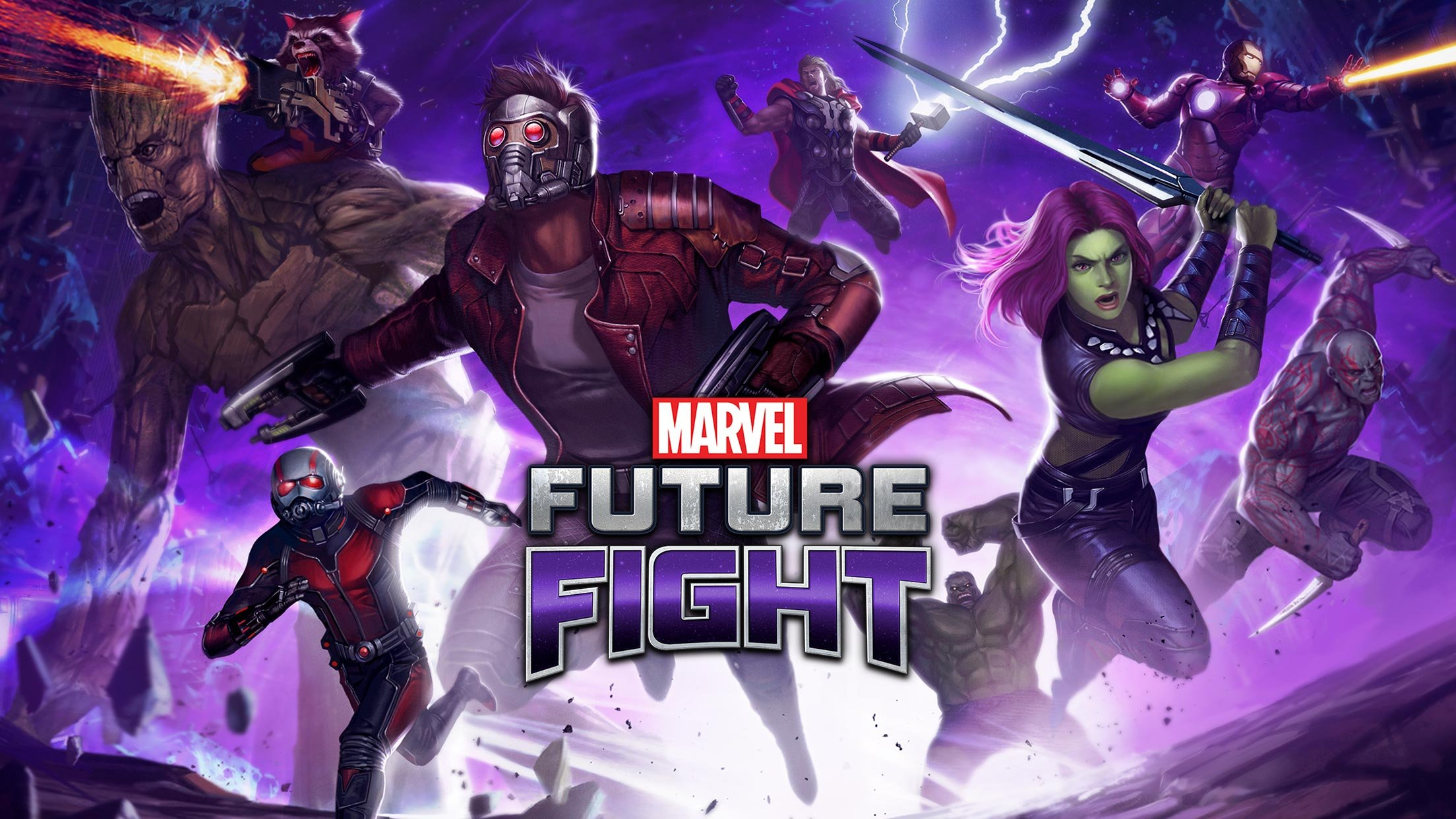 Free Download Marvel Future Fight Action Fighting Arena Superhero