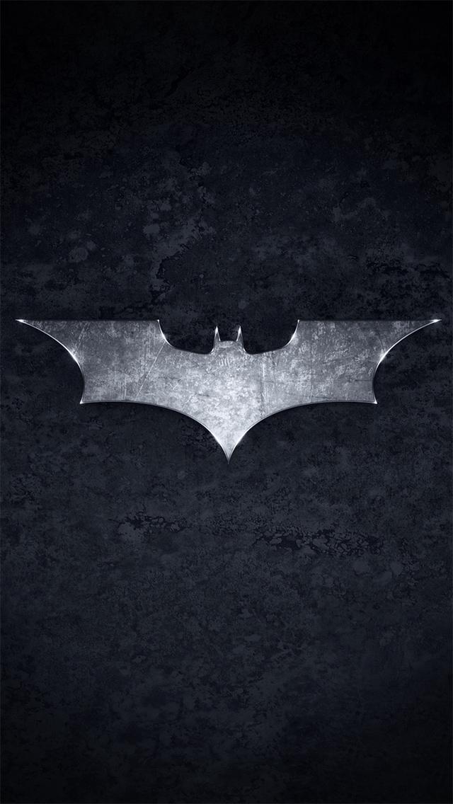 batman logo iphone 5 wallpaper   PCTechNotes PC Tips Tricks and 640x1136