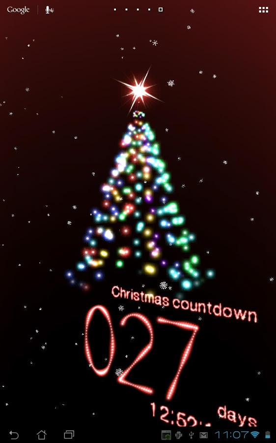 this 3d christmas countdown 2013 live wallpaper have a christmas 562x900