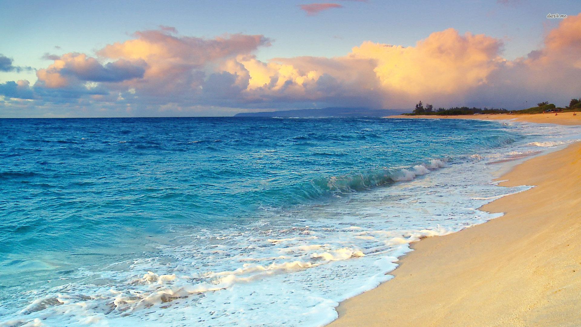 Hawaii Desktop Wallpaper Beach Pictures Wallpapersafari