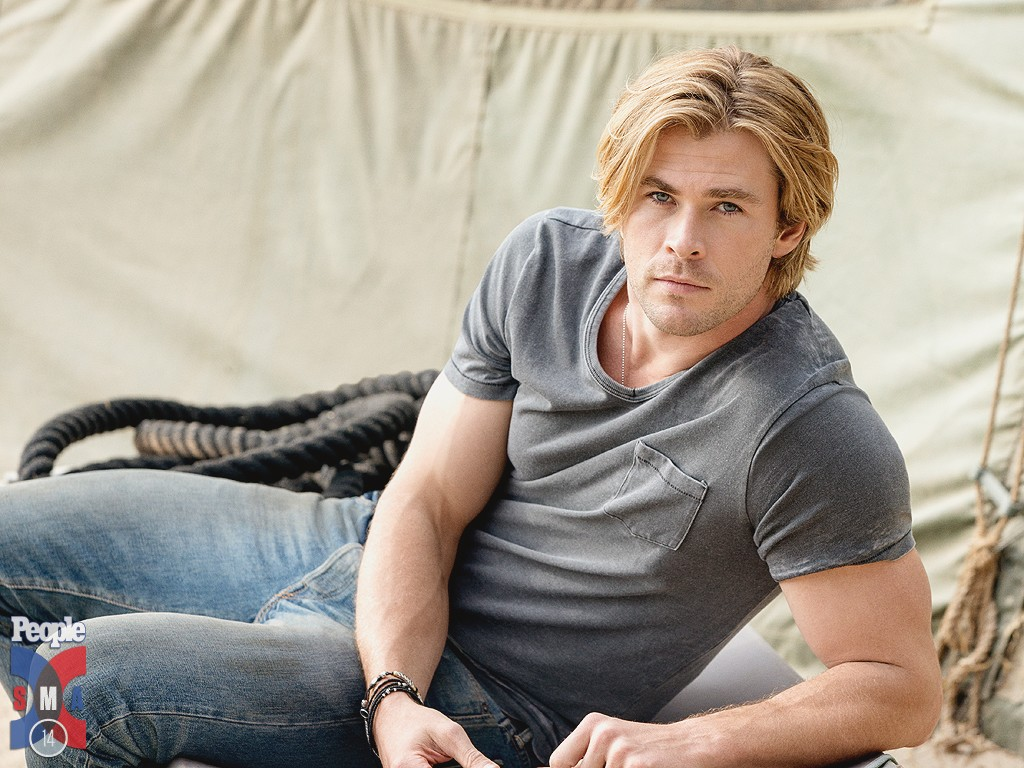 Chris Hemsworth Wallpapers HD Download 1024x768