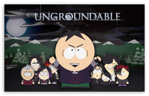 South Park   The Ungroundable HD wallpaper for Standard 43 54 510x330