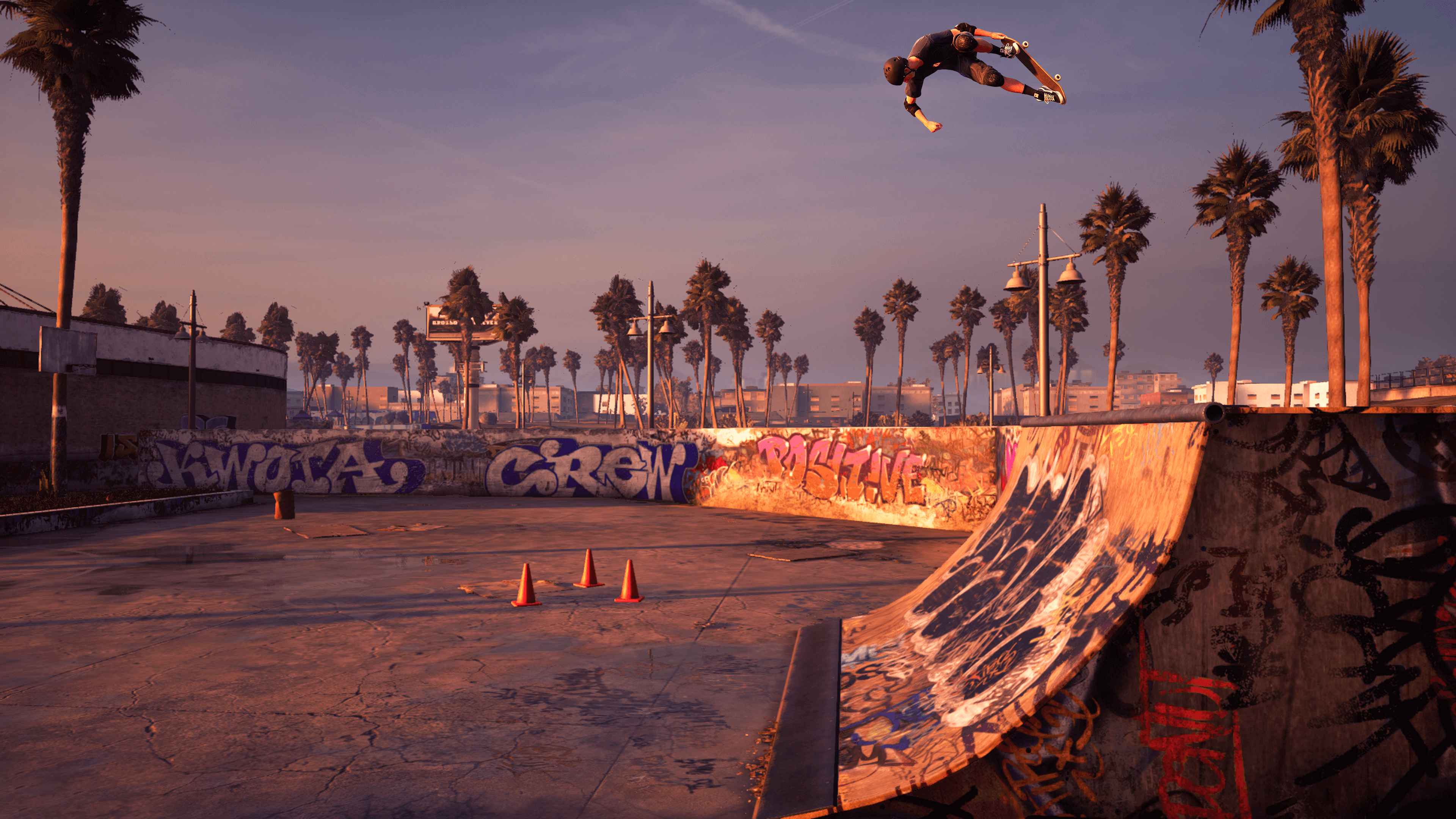 Get Ready to Drop into Tony Hawks Pro Skater 1 and 2 3840x2160