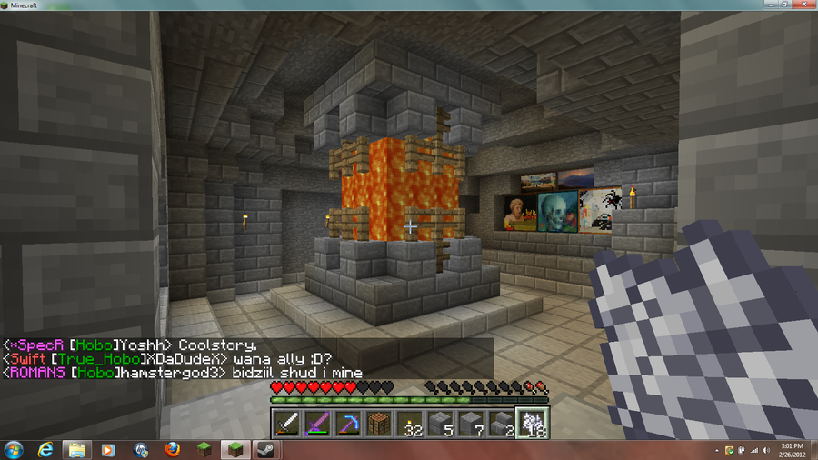 home images minecraft room lava pillar by ajfishman minecraft room 900x506