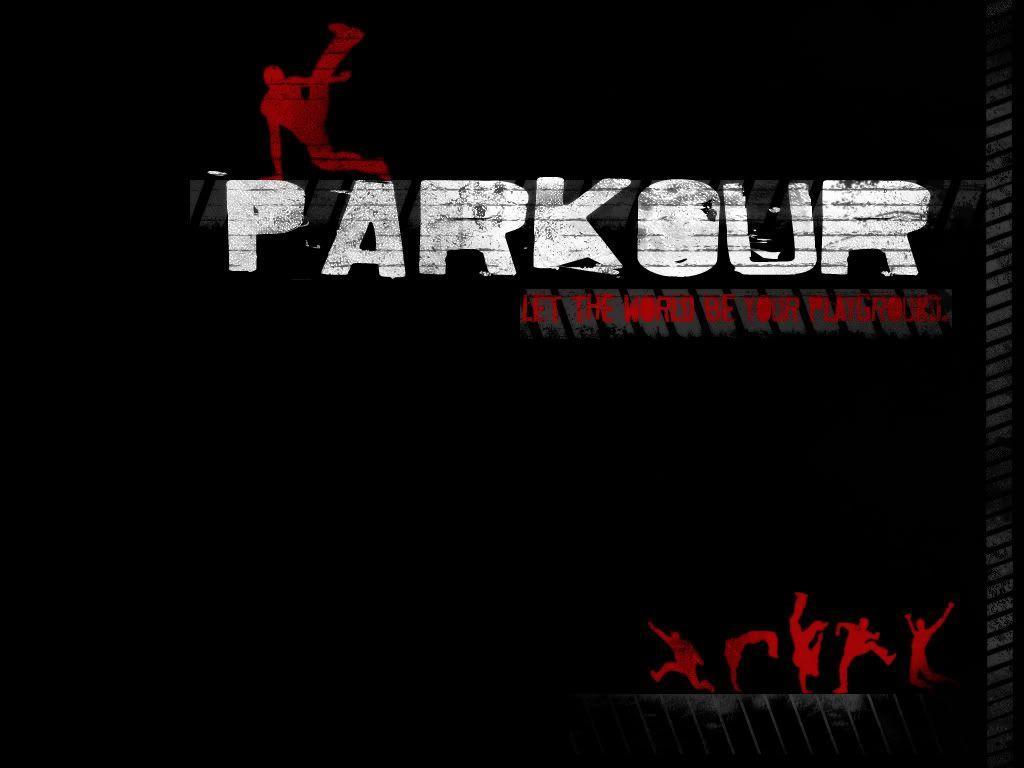Parkour Backgrounds 1024x768