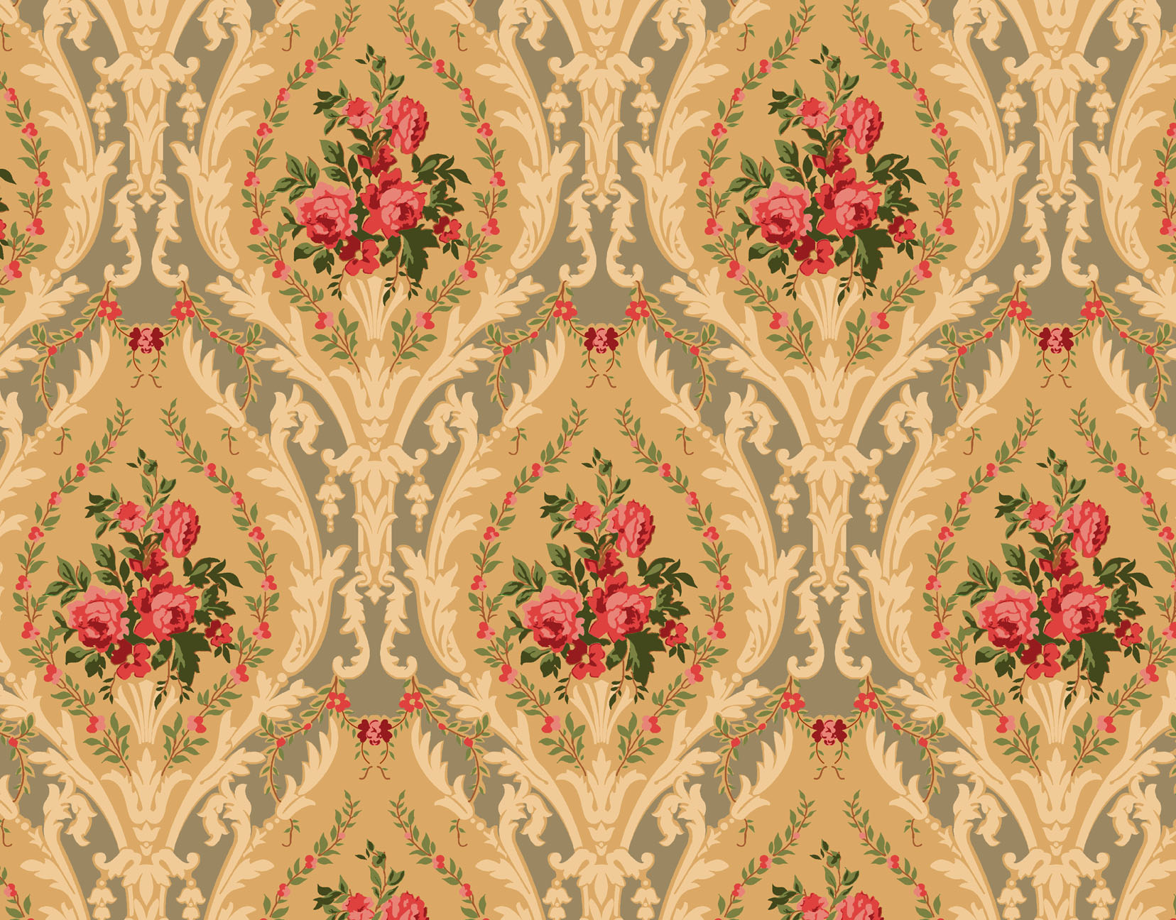 Late Victorian Early Arts and Crafts   Historic Wallpapers   Victorian 1656x1296