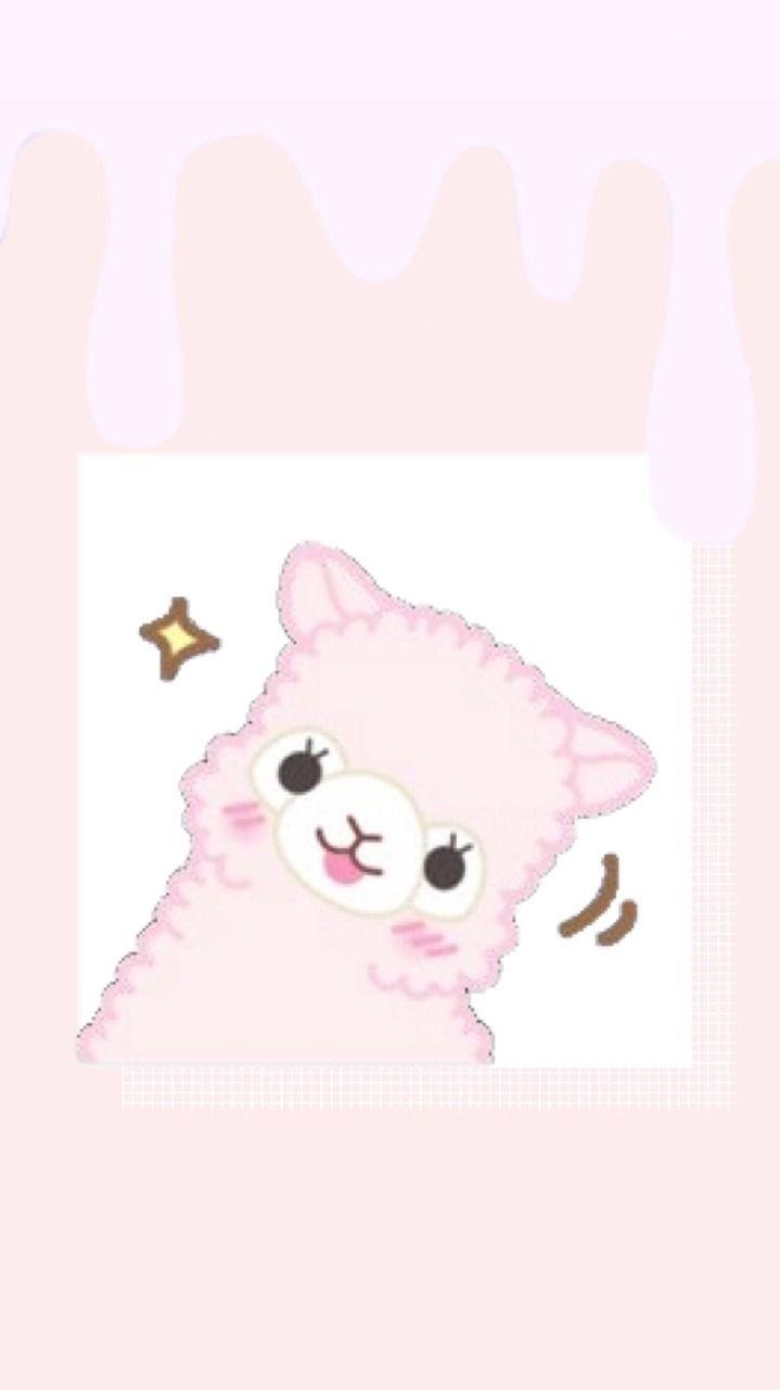 alpacasso wallpapers for littlepuffu happy Iphone 719x1280