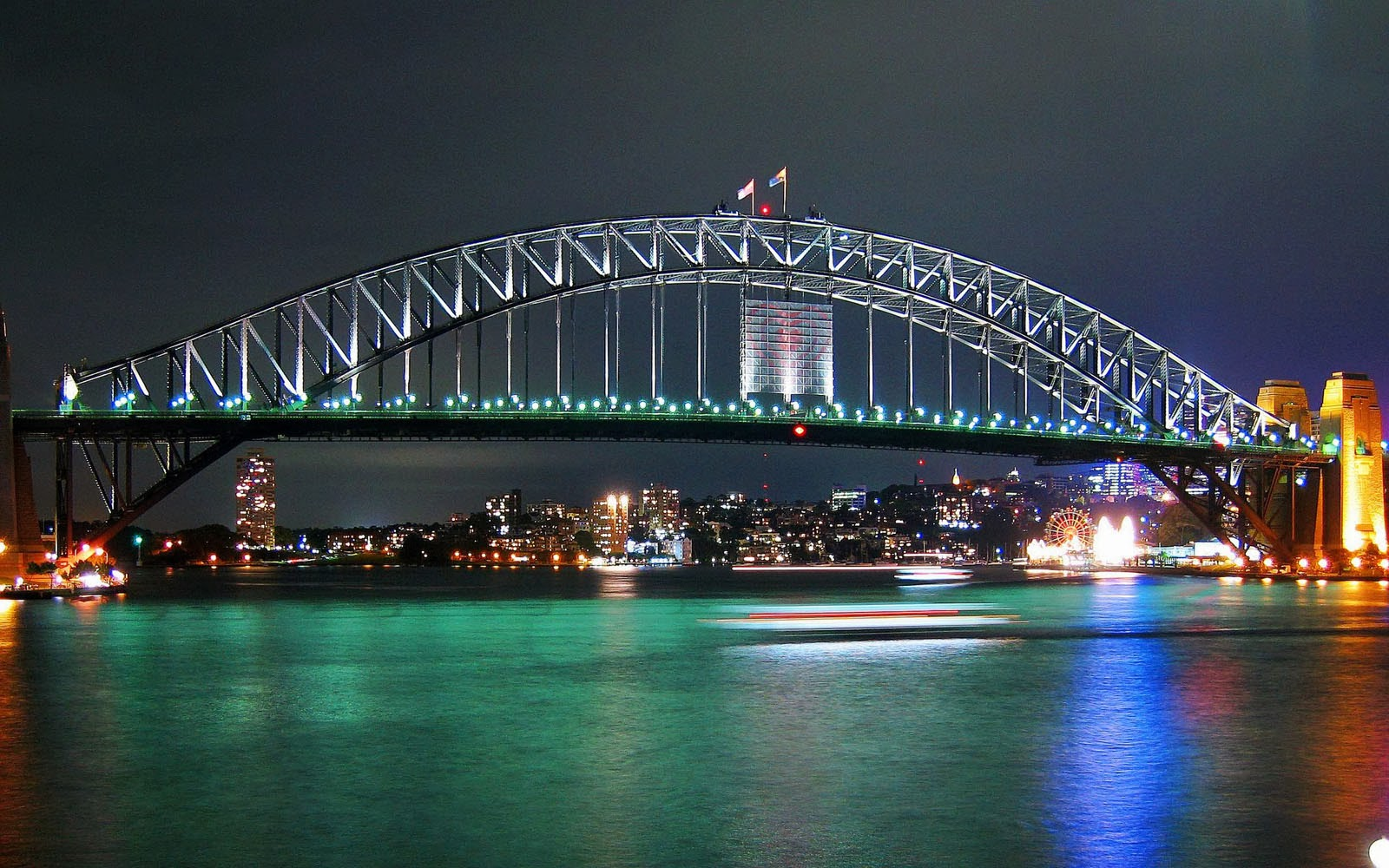 Sydney Harbour Bridge Wallpapers in thecategory of World Wallpapers 1600x1000