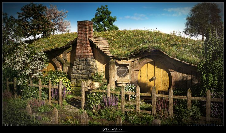 The Shire Awesome Wallpapers Pinterest Hobbit Hobbit Hole and 736x435