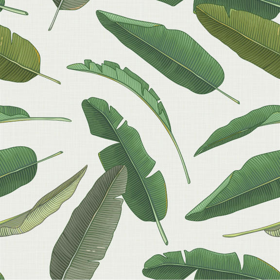 Banana Leaf Removable Wallpaper Decal from Walls Need Love New 576x576