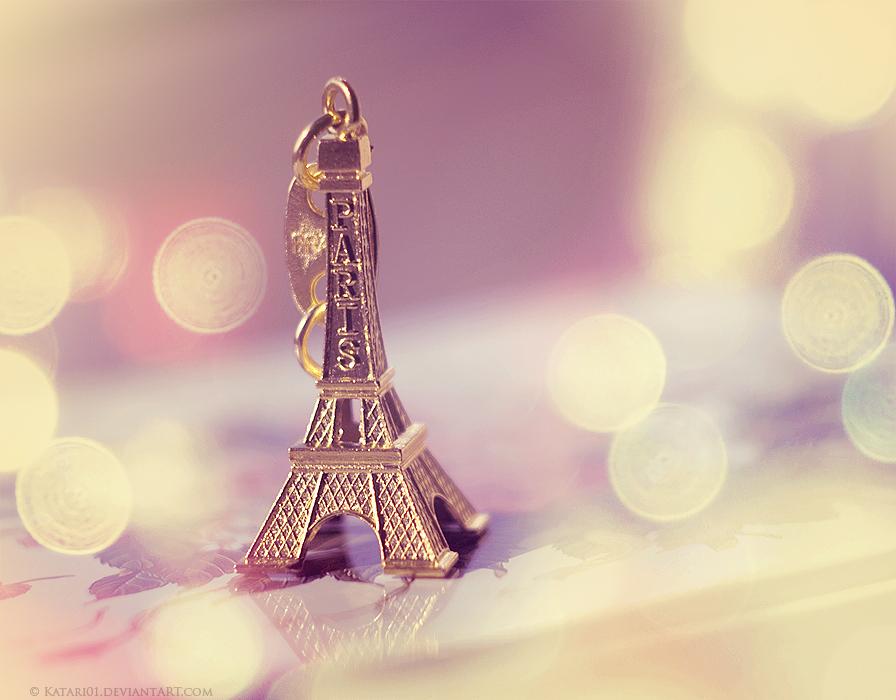 cute greetings from Paris by Katari01 896x700