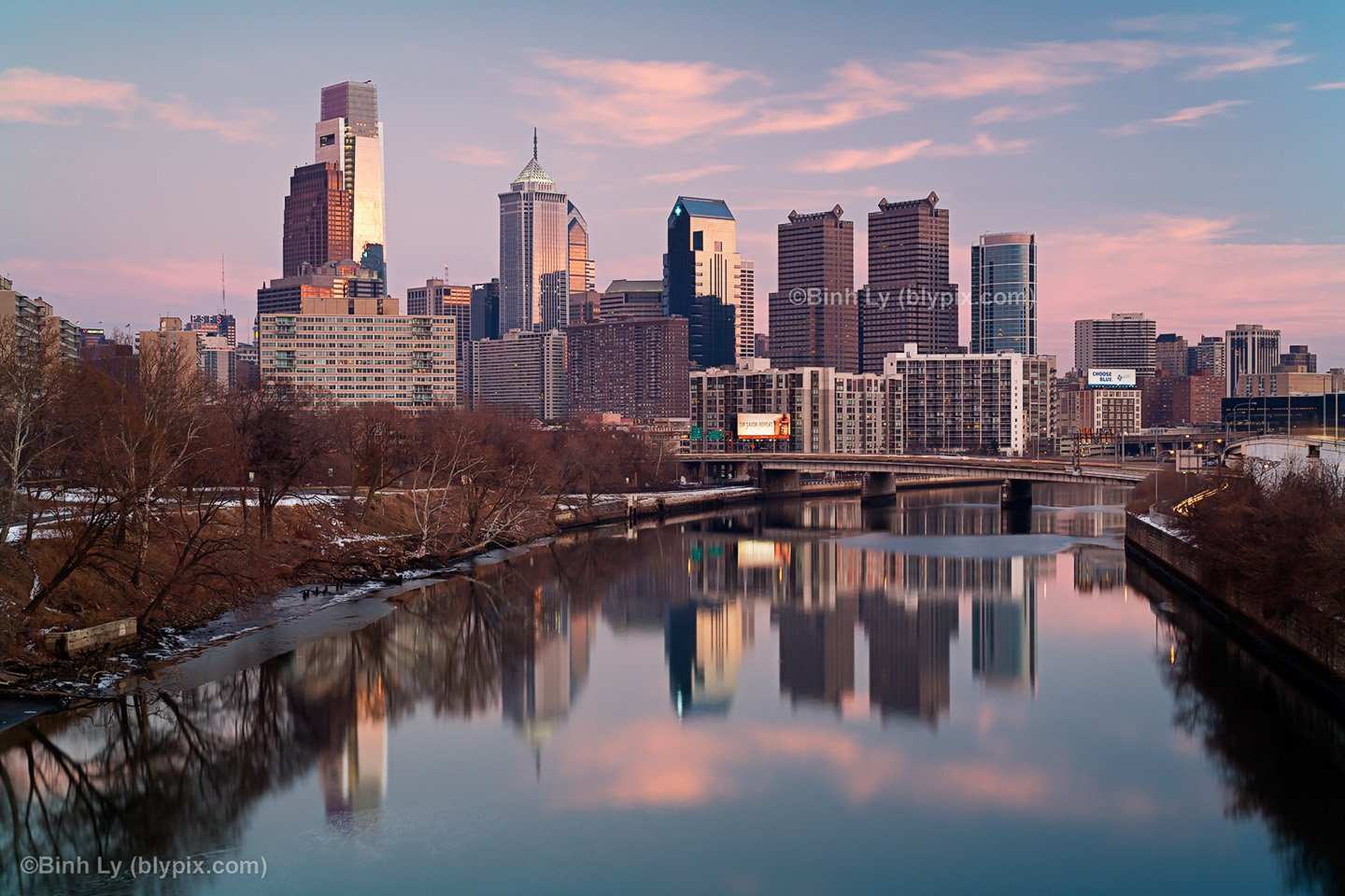 Philadelphia Skyline Desktop Backgrounds 1 1440x960