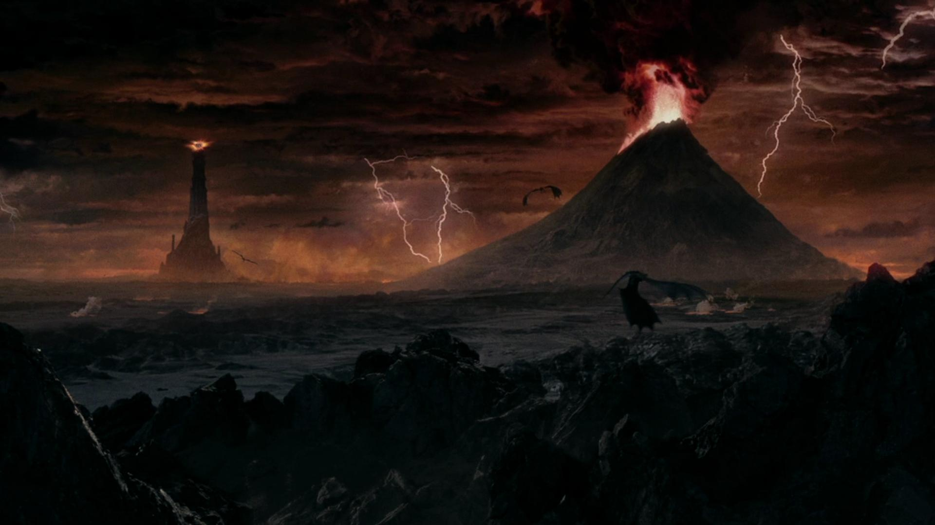 Lord Of The Rings Mordor wallpaper   930464 1920x1080