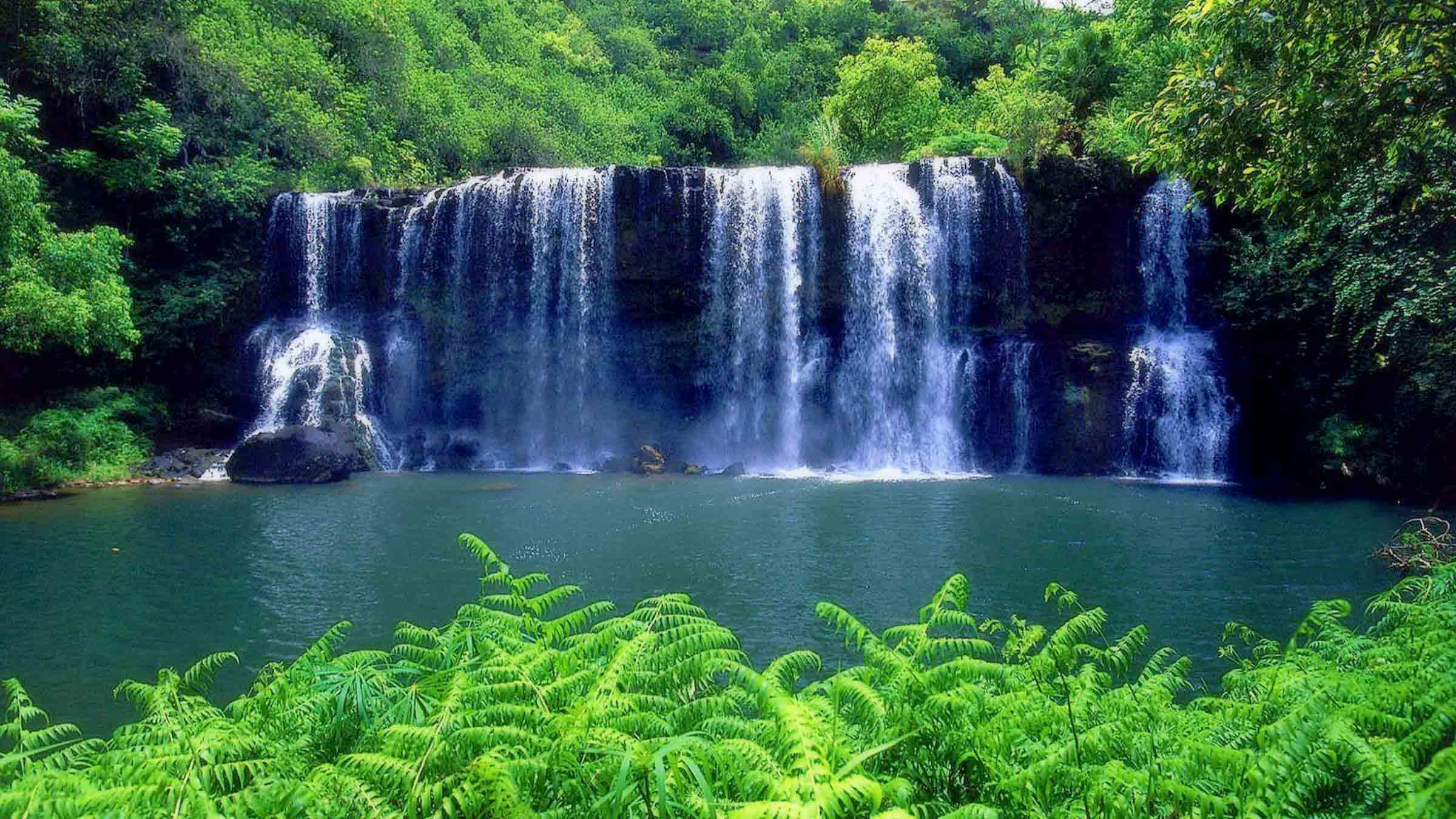 waterfall wallpapers high resolution - photo #11