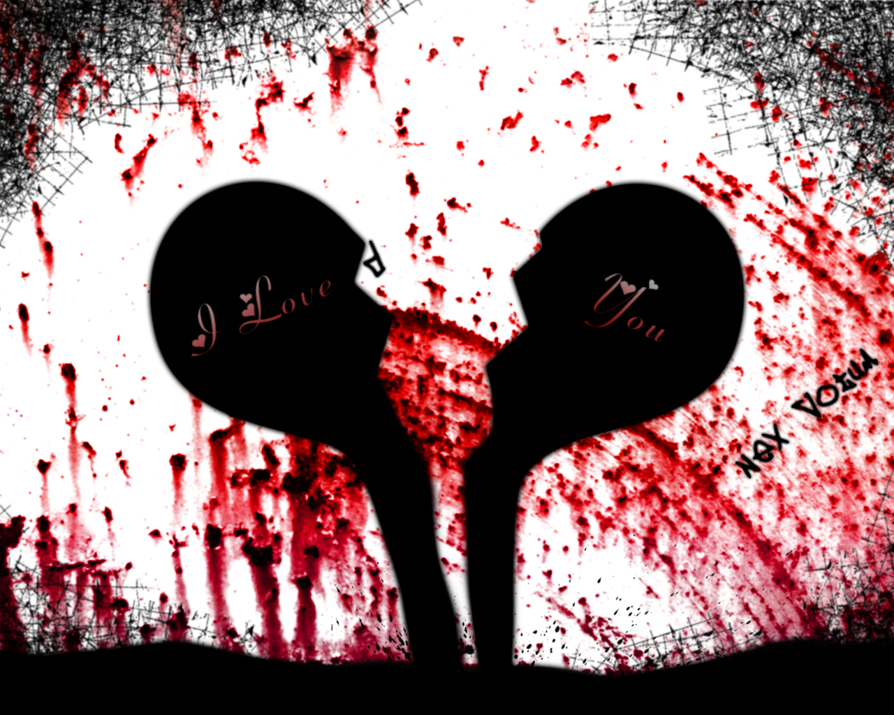 Love Broken couple Wallpaper : Broken Love Wallpapers - WallpaperSafari