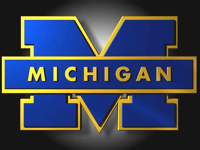 University of Michigan Football 640x480