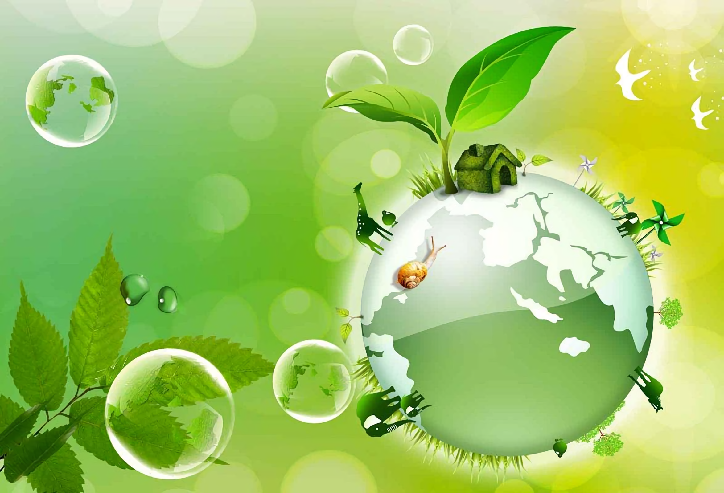 Earth Day Wallpapers and Background Images   stmednet 2348x1600
