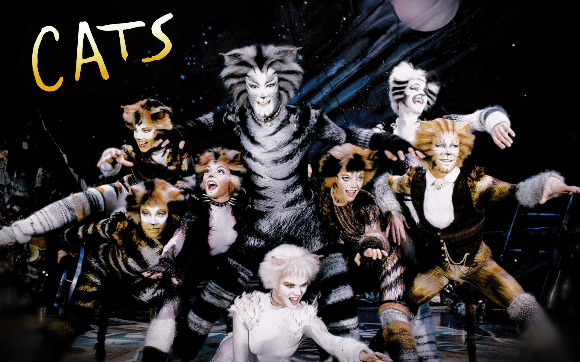 CATS Manchester Opera House   Thoroughly Modern Milly 1920x1200