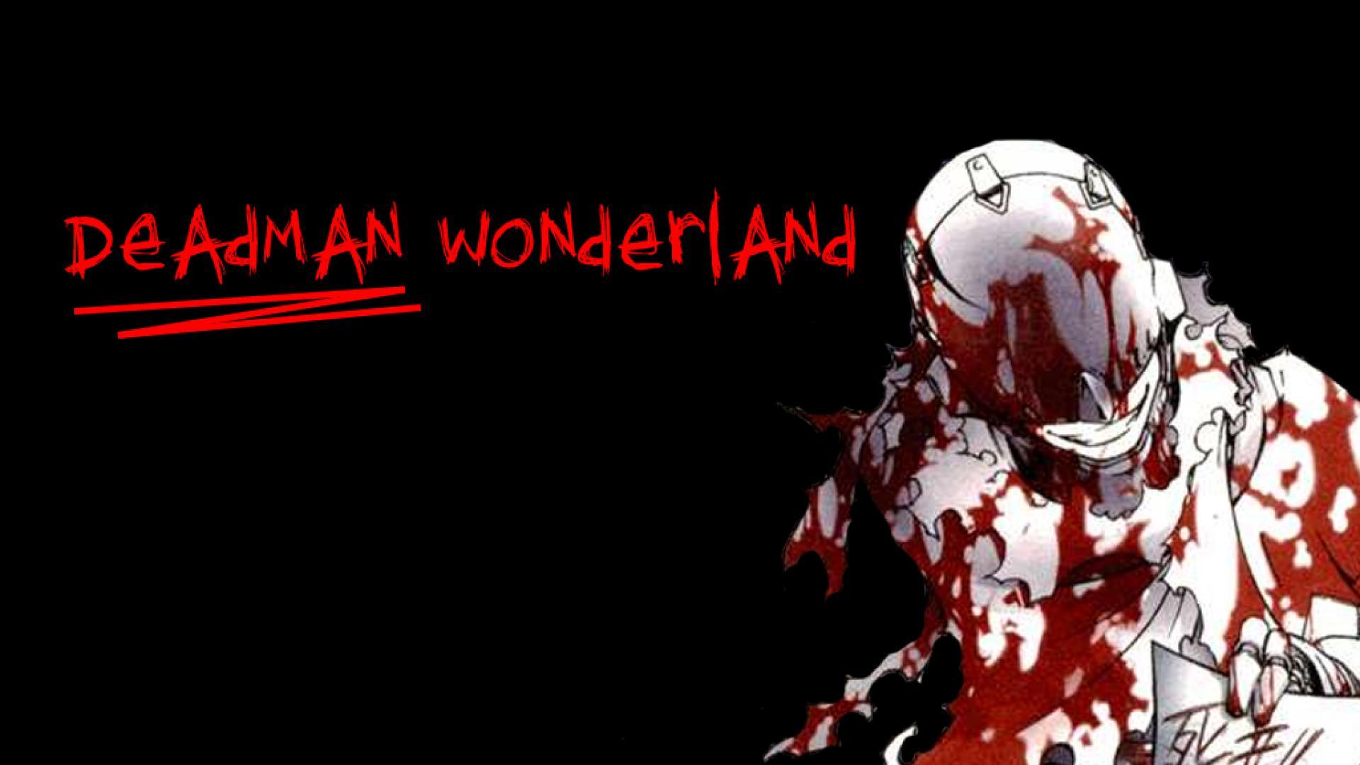 deadman wonderland shiro wallpaper - photo #23