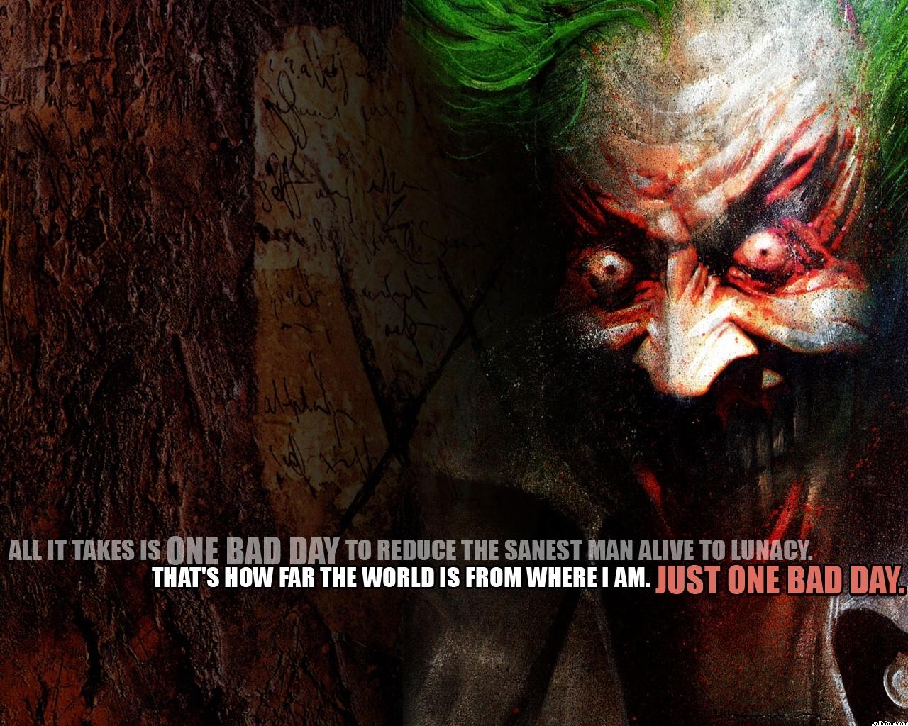 joker quotes on afari