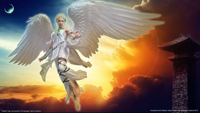 Free Download Tekken Tag Tournament 2 Angel Wallpaper By Fiorerose