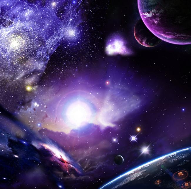 Galaxy Wallpaper For Ceiling Wallpapersafari