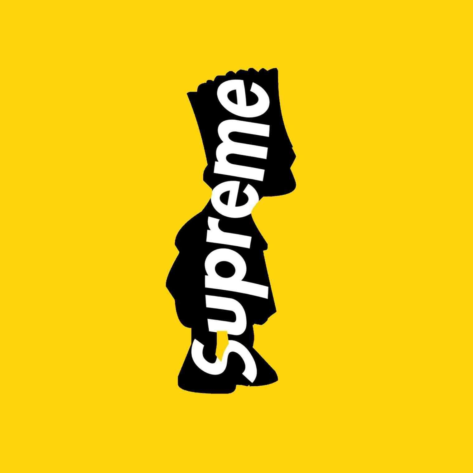 Hypebeast Bart Simpson Wallpapers   Top Hypebeast Bart 1517x1517