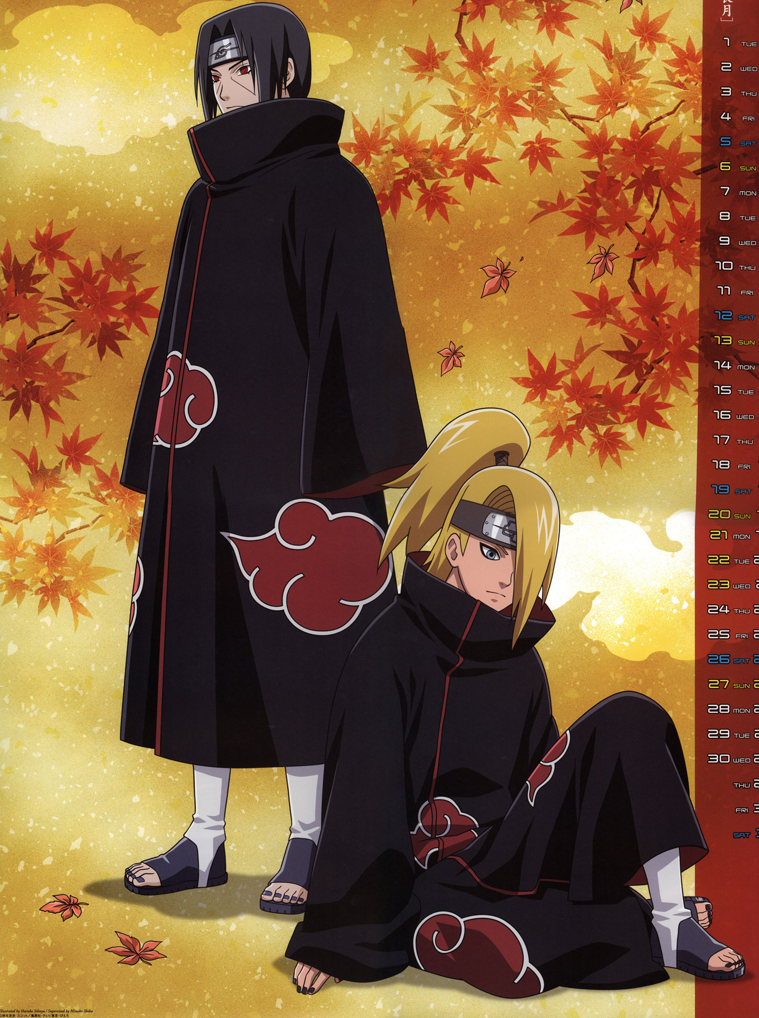 42+] Deidara Wallpaper HD on WallpaperSafari