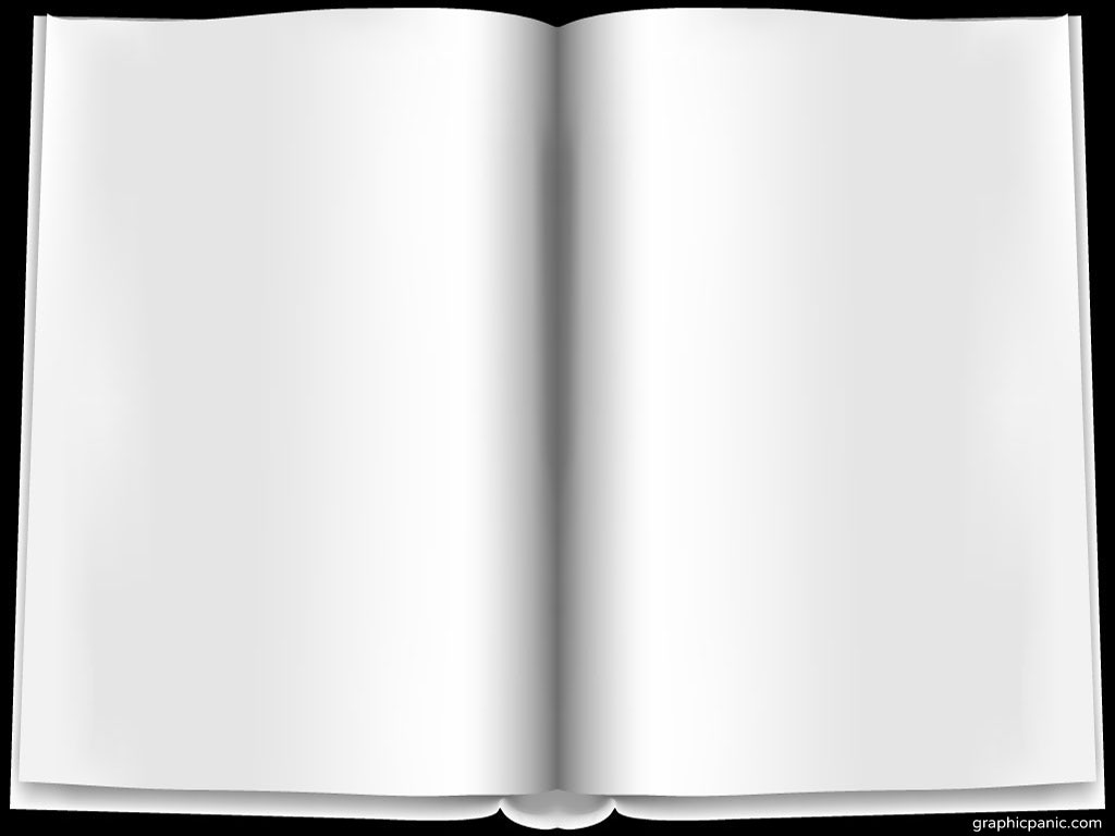 ppt template book