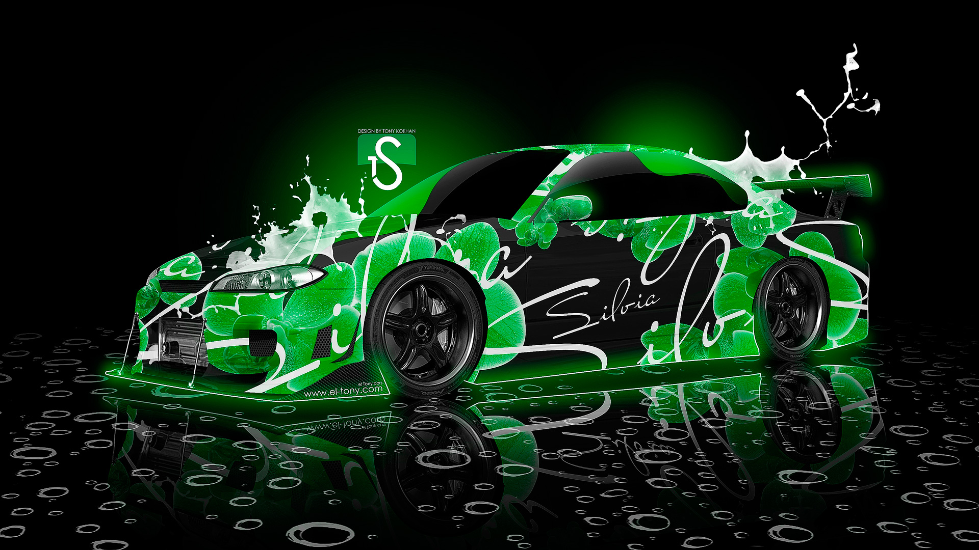 Cool Neon Green Backgrounds Hd Style Green Neon HD 1920x1080