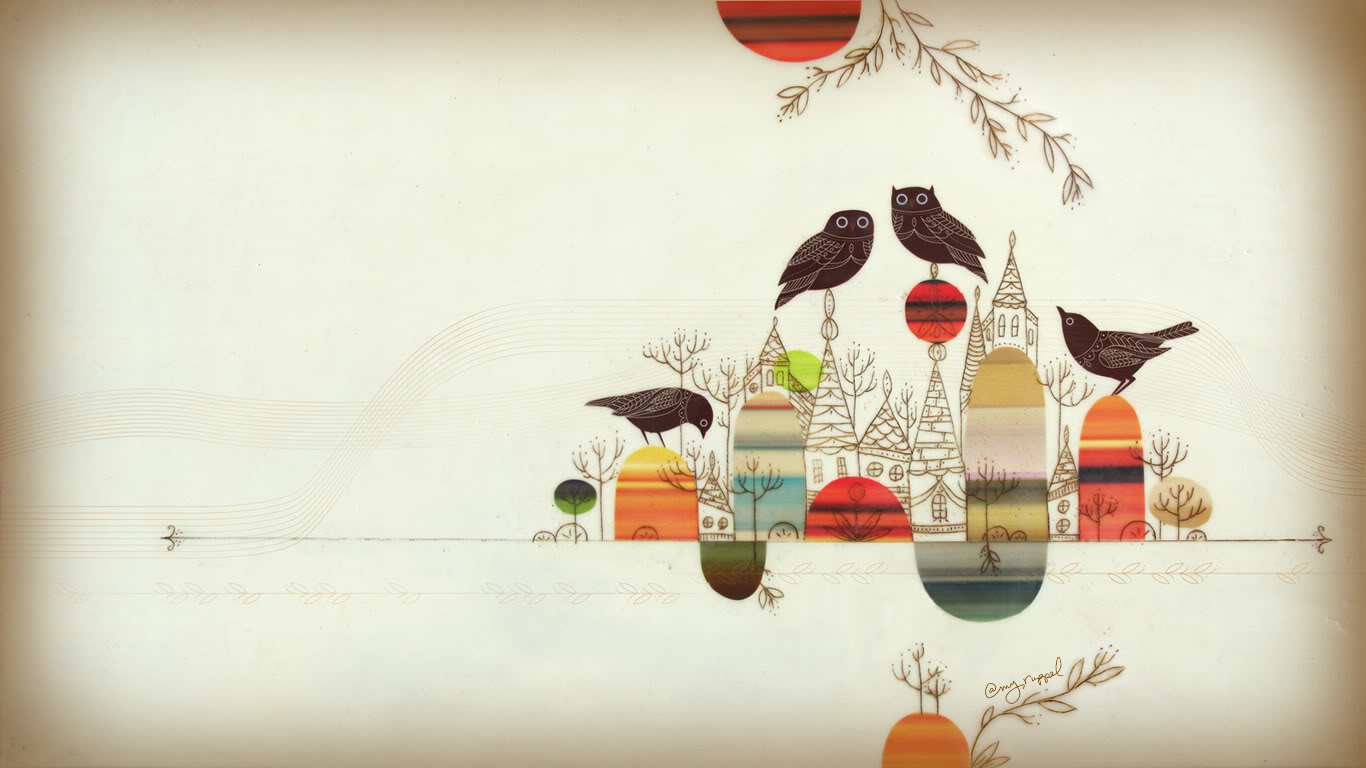 cool artsy wallpaper